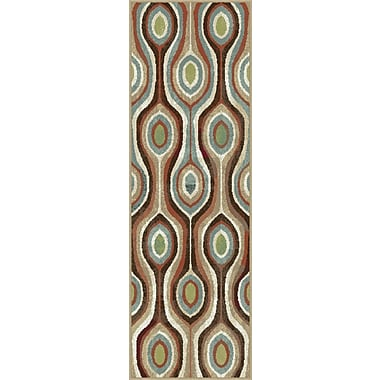 Capri CPR1901 Contemporary Area Rugs