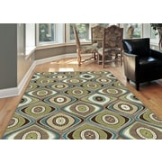 Deco DCO1028 Beige Transitional Area Rugs