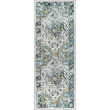 Expressions EXP1517 Cream Traditional Area Rugs
