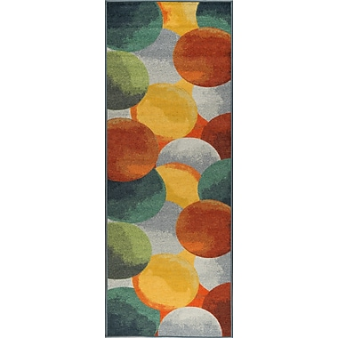 Expressions EXP1601 Multi Contemporary Area Rugs