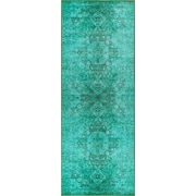 Expressions EXP1705 Green Transitional Area Rugs