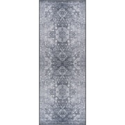 Expressions EXP1709 Gray Transitional Area Rugs