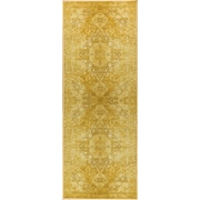 Expressions EXP1711 Gold Transitional Area Rugs