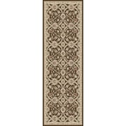Fairmont FMT1108 Brown Transitional Area Rugs