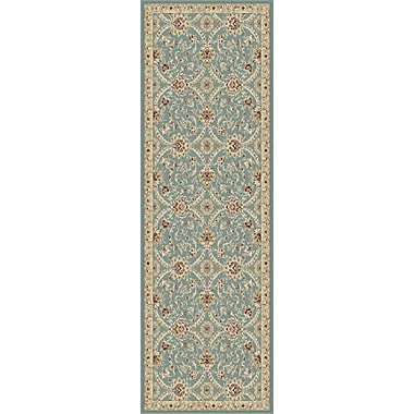 Fairmont FMT1113 Seafoam Transitional Area Rugs