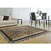 Festival 8753 Beige Contemporary Area Rugs