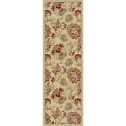 Festival 8992 Ivory Transitional Runner