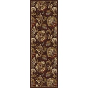 Festival 8998 Brown Transitional Runner