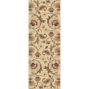Impressions 7772 Beige Transitional Runner