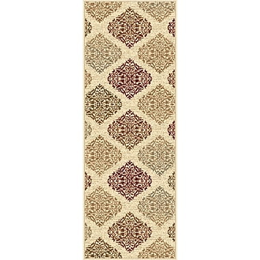 Impressions 7822 Beige Transitional Runner