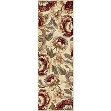 Impressions 7842 Ivory Transitional Runner