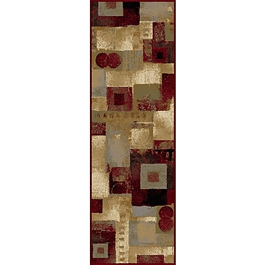 Impressions 7860 Multi Contemporary Runner