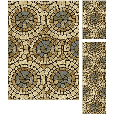 Laguna 4950 Multi Transitional Area Rugs