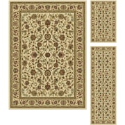 Laguna 5072 Ivory Traditional Area Rugs