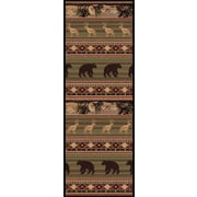 Nature 6588 Green Lodge Runner