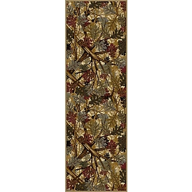 Nature 6710 Beige Lodge Runner