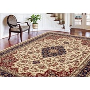 Sensation 4782 Beige Traditional Area Rugs