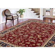 Sensation 4790 Red 2 ft. x 3 ft. Transitional Area Rug