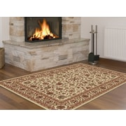 Sensation 4812 Beige Transitional Area Rugs