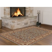 Sensation 4816 Blue Transitional Area Rugs