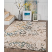 Winslow WNS1017 Cream Area Rugs
