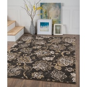Winslow WNS1218 Charcoal Area Rugs