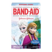 BAND-AID Brand® Disney Frozen Adhesive Bandages, Assorted Sizes, 20/Pack