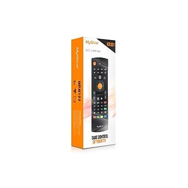 MyGica – Télécommande Air Mouse KR301 avec clavier (20473)