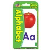 Alphabet Pocket Flash Cards