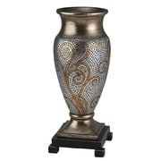 Bloomsbury Market Bronze Hand-Painted Table Vase
