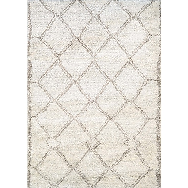 Gracie Oaks Mercer Bronze Area Rug; 7'10'' x 11'2''