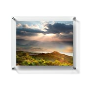 Latitude Run Double Panel Picture Frame