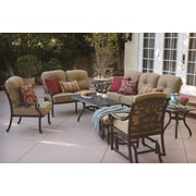 Darlee Santa Monica 8 Piece Deep Seating Group w/ Cushions