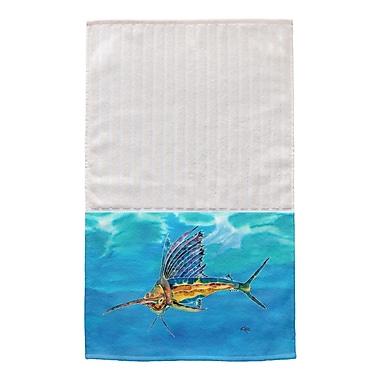 Live Free Sailfish Multi Face Hand Towel (Set of 2)