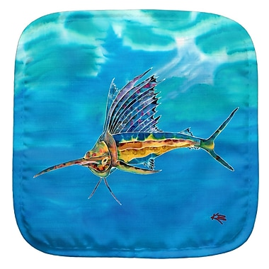 Live Free Sailfish Potholder (Set of 2)