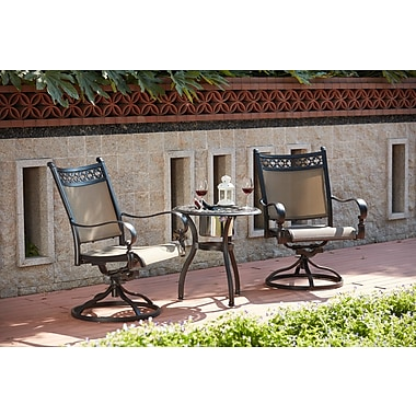 Darby Home Co Wabon 3 Piece Rocker Seating Group