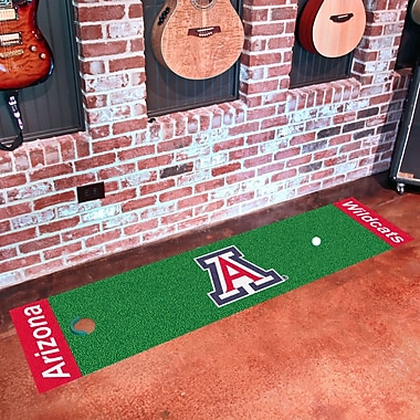 FANMATS NCAA Syracuse University Putting Green Mat; Arizona