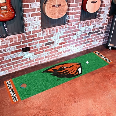 FANMATS NCAA Syracuse University Putting Green Mat; Oregon State