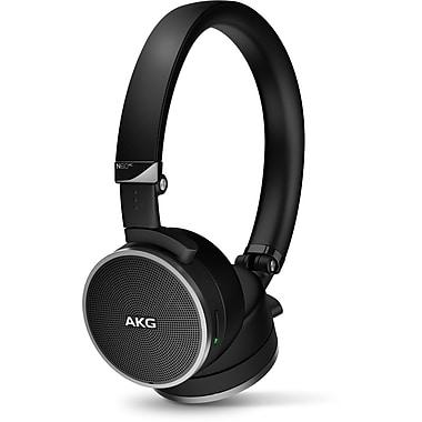 AKG - Casque d'écoute à suppression du bruit N60NC, noir