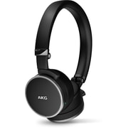 AKG - Casque d'écoute à suppression du bruit N60NC, noir