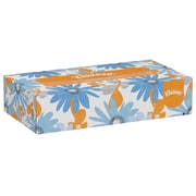 "Kleenex® 8.4"" x 8"" 2-Ply Facial Tissue, White, 48/Pack"