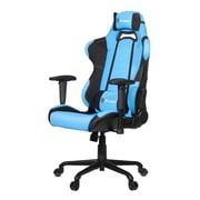 Arozzi Torretta Ergonomic Gaming Chair, Azure (TORRETTA-AZ)