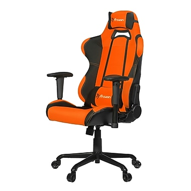 Arozzi Torretta Ergonomic Gaming Chair, Orange (TORRETTA-OR )