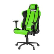 Arozzi Torretta XLF Ergonomic Gaming Chair, Green (TTORRETTA-XLF-GN)