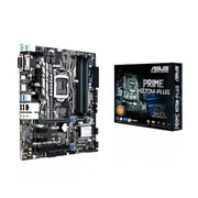 ASUS® Socket H4 LGA-1151 Micro ATX Desktop Motherboard, 64GB DDR4 (PRIME H270M-PLUS/CSM)