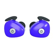 Bem EN74013 NKD-50 Wireless In-Ear Headphone with Microphone, Purple