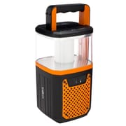 Bem EXO-900 Lantern Portable Bluetooth Speaker, Orange/Black