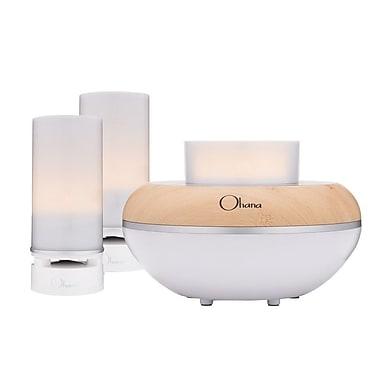 Bem LF5500 Ohana Twilight Audio System Kit, White/Beige