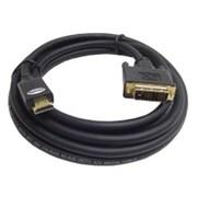 Calrad® HDMI to DVI-D Male/Male Video Cable, 6' (55-628C-6)