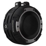 Enermax® EAS03 O'marine Outdoor Portable Bluetooth Speaker, Black/Silver